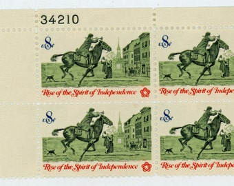 8_cent_stamp on Historic Preservation Stamp 1971