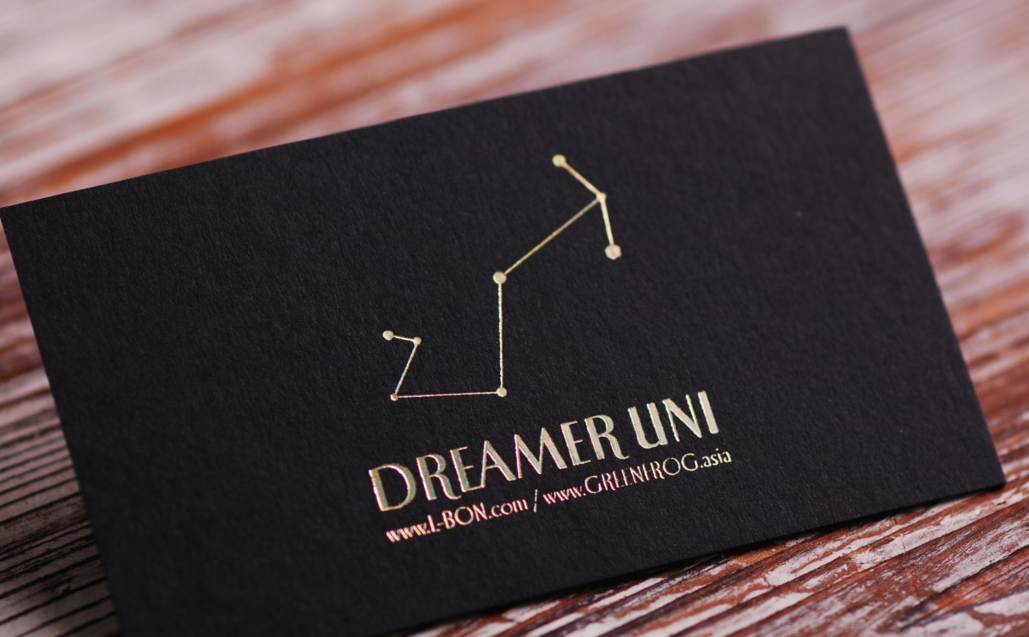FREE Shipping 100 Customized Business Cards by Letterpress