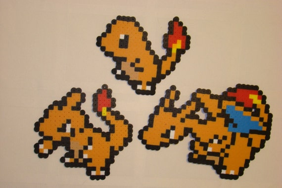 Pixel Art Reptincel