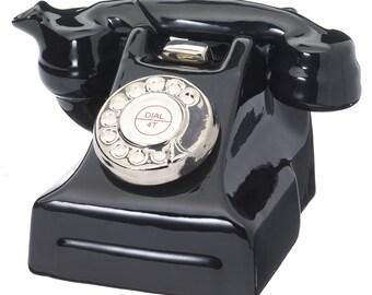 The 'Telephone ' Full Size Teapot