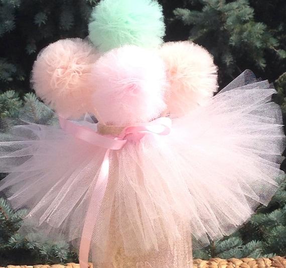 Mason Jar Tutu Ballerina Tutu Party Decorationtutu By