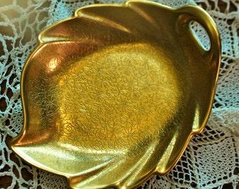 Pickard Leaf Shaped Dish #228