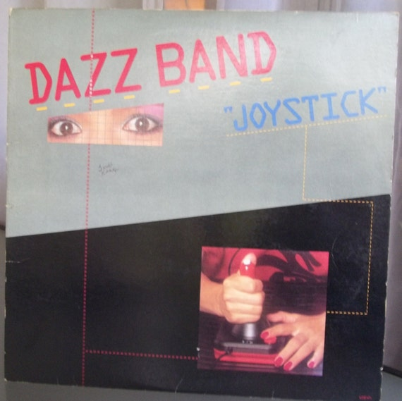 Vintage Vinyl Dazz Band Joystick By Vintagecoolrecords On Etsy