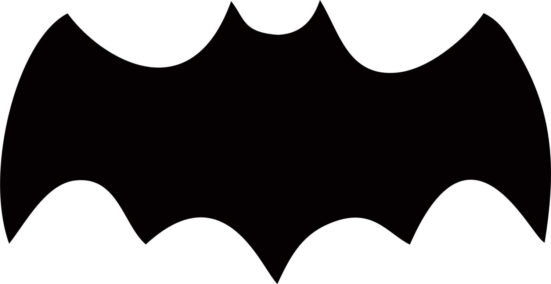 Batman 1966 Logo Vinyl Decal Sticker Your choice by ...  Batman 1966 Log...
