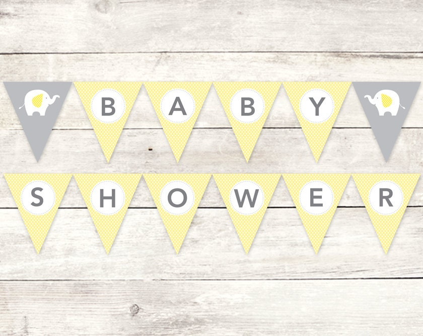 This is a graphic of Remarkable Free Printable Baby Shower Banner