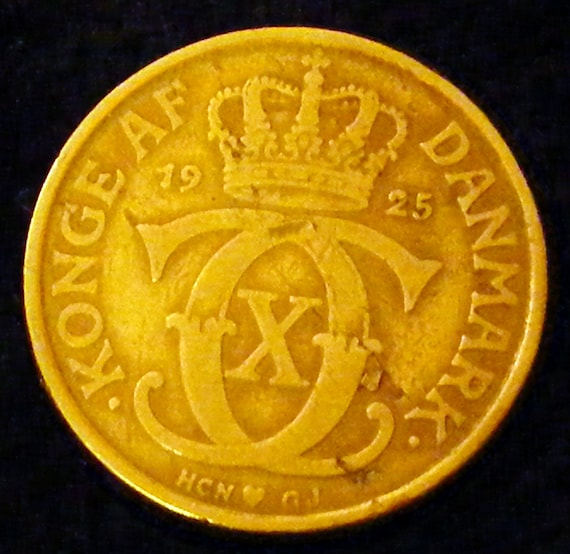1925 2 KRONER . . Great Investment . .