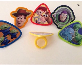 Toy Story Rings