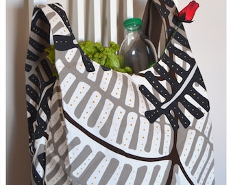 Foldable eco-friendly bag