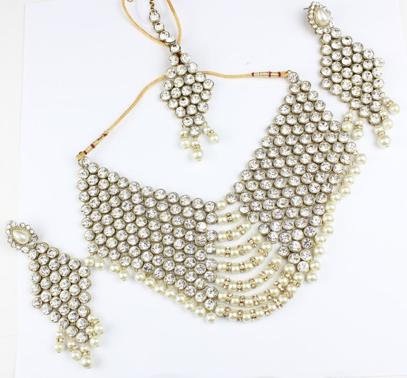 Bollywood Indian Necklace