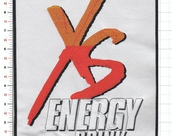 Energy patch by custompatchesmade