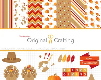 Thanksgiving Papers [Digital Download]