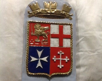 Coat of arms of the Navy collectibles