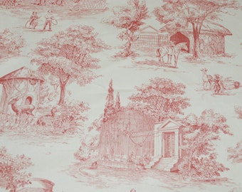 Zookeeper Toile Fabric