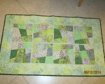 baby quilt, wall hanging