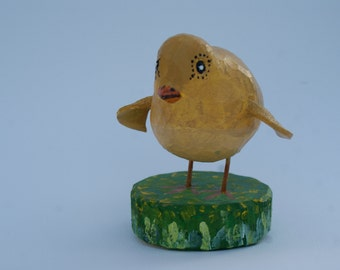 Wooden Chick