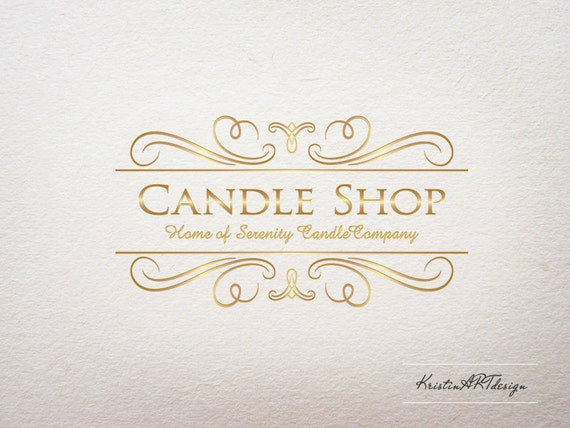 Premade Logo Candle Shop Soap Beauty Products