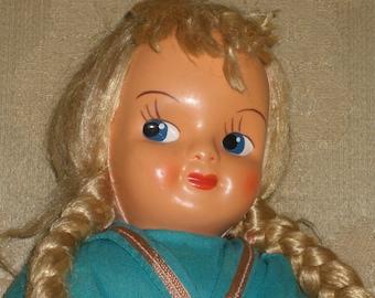Doll- Polish - Vintage