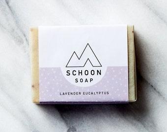 Lavender Eucalyptus Soap