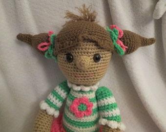 Crochet Dolly Amigurumi