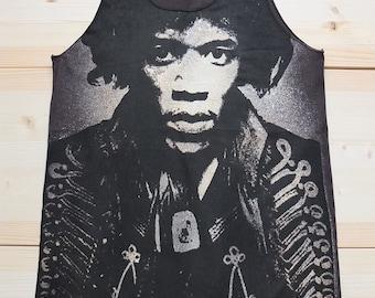 Classic Blues Rock Vest Tank Top