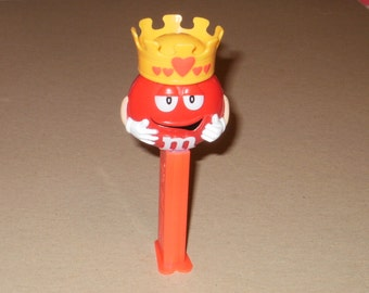 PEZ - Homemade Fantasy - M&M King