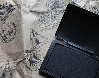Ink Pad for Montreal Stamps