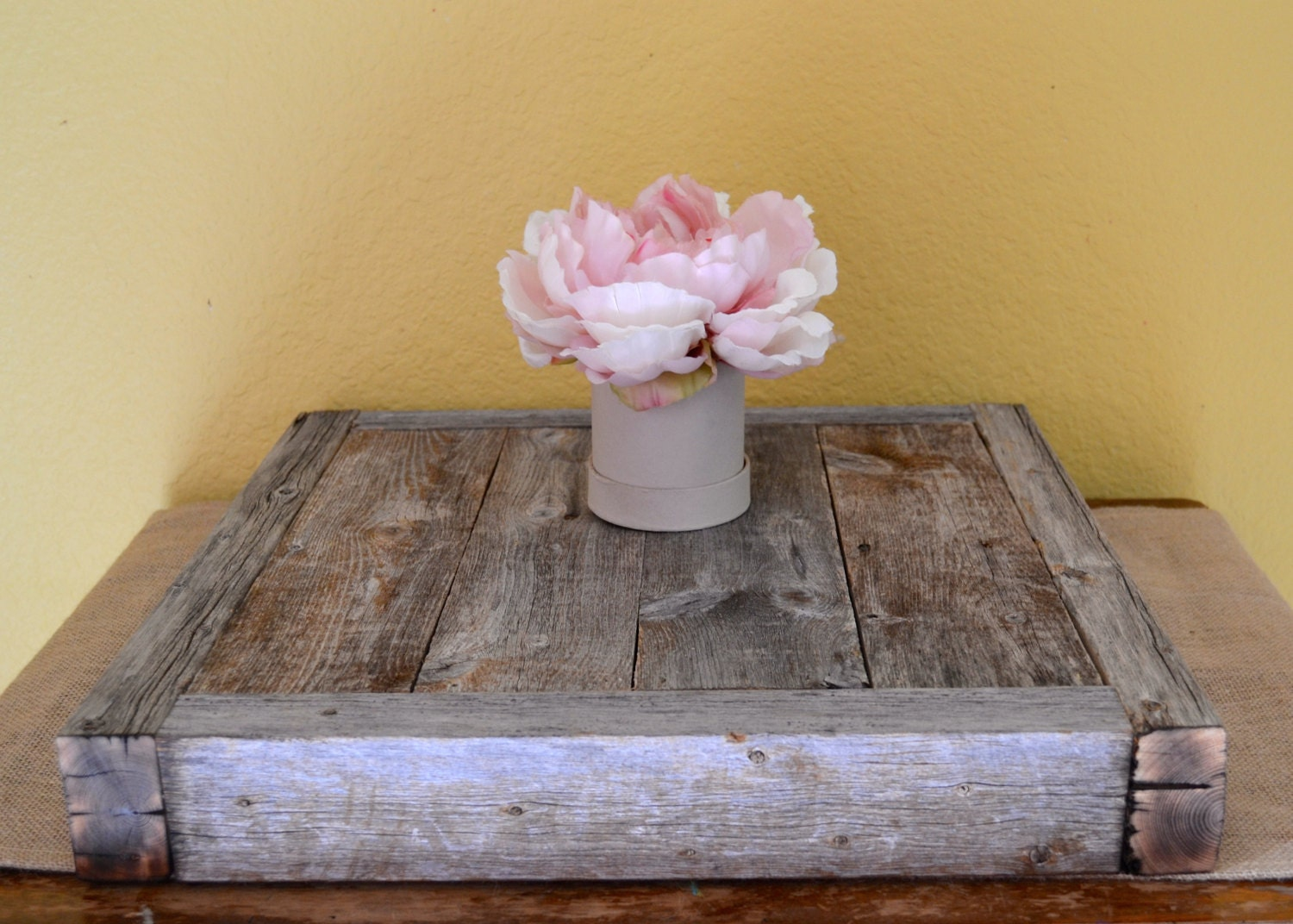 Rustic Wedding Wood Cake Stand: 18 Rustic Cake Stand Wood Cake Stand Wedding By