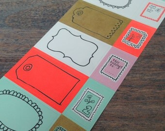 Label stickers (ST05)