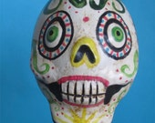 Day of the Dead Maraca Rattle