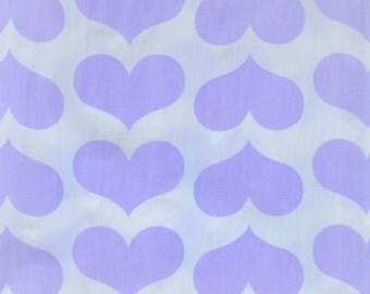 Purple Heart Fabric by the Yard