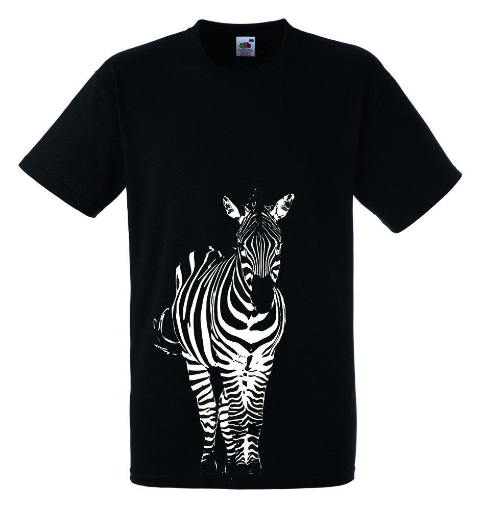 Zebra T Shirt Zebra shirt zeb...