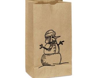 Snowman - 10 bag set