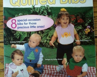 Quilted Bibs Booklet
