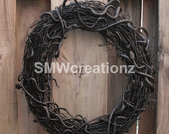 Sale-Snake Wreath- Halloween Wreath