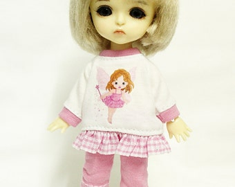 Lovely Fairy Lati Yellow Outfit / Pukifee Outfit #L001