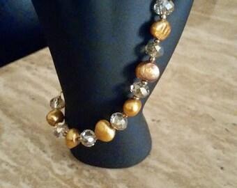Golden delight bracelet
