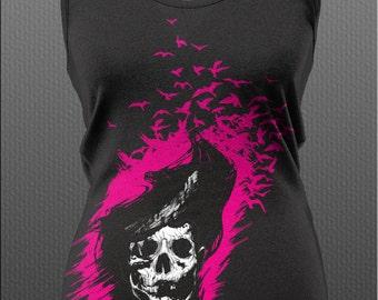 Society 13 -  THE ESCAPE - skull girl
