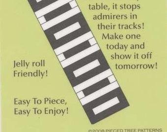 Blockade Table Runner Pattern