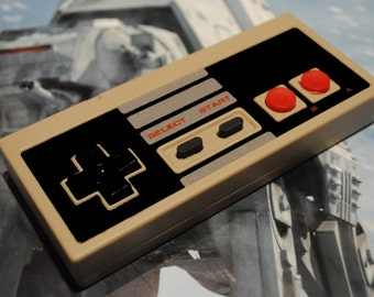 NES Controller Parody Soap - retro gamer and geeky!