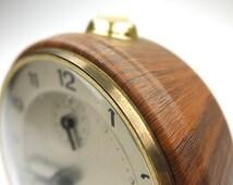 alarm clock mechanically retro