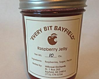 Homemade Raspberry Jelly