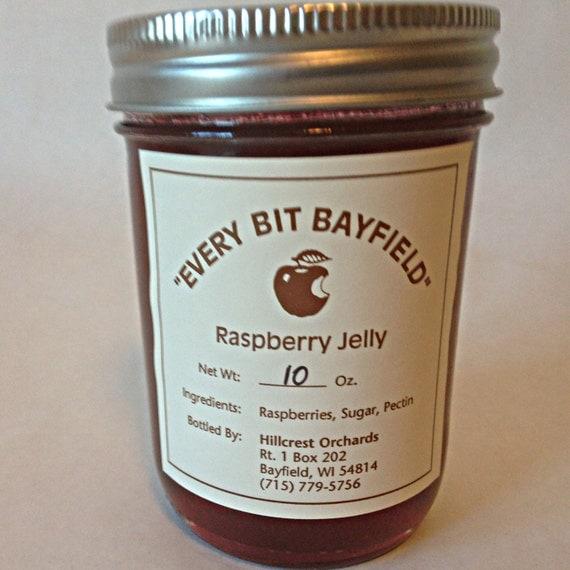 how to make homemade raspberry jelly
