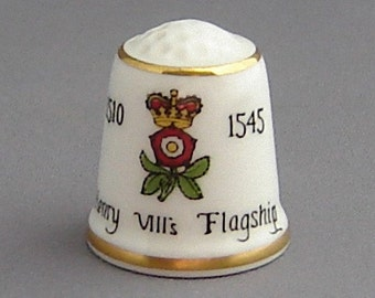 Sutherland Thimble - The Mary Rose
