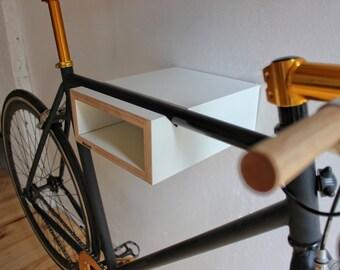 bike-stop white