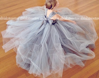 Flower Girl Dress Floor Length