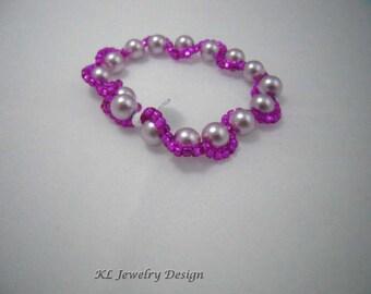 Berries and Vines Bracelet