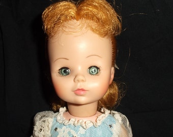 1965 Madame Alexander Wendy Doll
