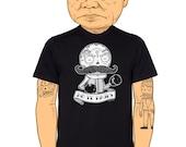 El Boxeador Men's T-Shirt Small, Medium, Large, XL, XXL in 5 colors