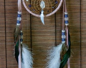 Dreamcatcher in Mother-of...