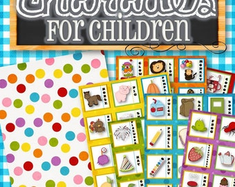 Kids Charades - INSTANT DOWNLOAD
